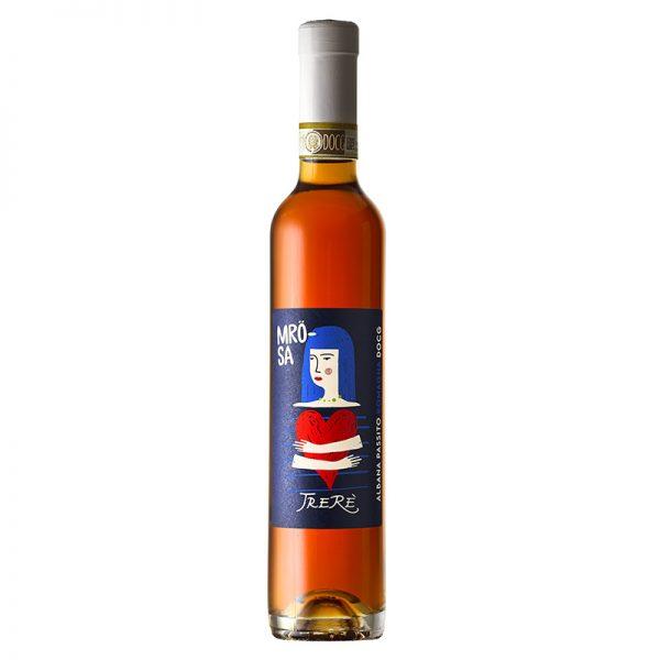 mrosa albana romagna vino passito